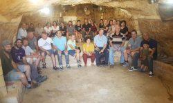 אירוח במערה שבהר