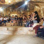 אירוח בדריג'את המערה שבהר