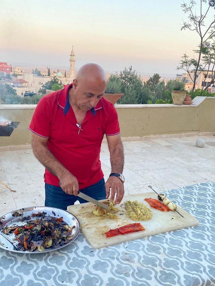 השף ג'אבר אבו חמאד